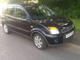Ford Fusion TDCi 1.4