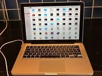MACBOOK PRO13 inch i5 PROFESSIONAL ,SUPPER FAST MACHINE immaculate WORKING CONDITION