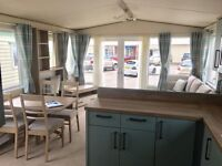 Top of the range holiday home close to Bridlington on East Coast