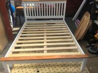 Aspley double bed 4.6ft