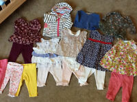 Baby girl bundle 3-6 months all Next and Mothercare