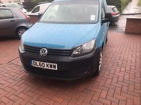 Great vw caddy NO VAT!!!102bhp model full ELECTRIC pack!!