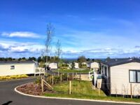 A-MAY-ZING DISCOUNT! Deluxe 8-berth static caravan on stunning plot, Seton Sands to rent / hire