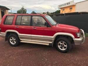 2000 Holden Jackaroo Wagon Winnellie Darwin City Preview