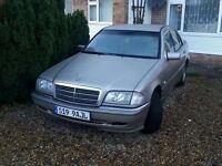 Mercedes c280 elegance