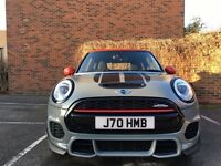 Mini f56 john cooper works auto with steering wheel paddles