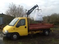 Hiab/Tipper Citroen Relay