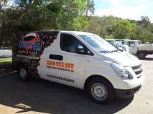 Mobile coffee van business for sale or lease Victoria Point Redland Area Preview