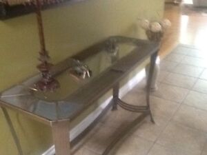 Chesterfield table----- Hall table