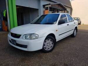 1998 Mazda 323 Protege 1.6L 4 Cylinder Sedan - AUTOMATIC, LOW KM