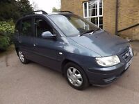 *** 2004 Hyundai Matrix GSI 1.6i - Just 60,000 miles - 1 Lady Owner From New! ***