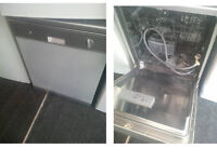 HAUS DISHWASHER SILVER IDEAL FOR YOUR KITCHEN FOR PARTIES BBQS ETC SAVE YOUR HANDS THE WASHING UP