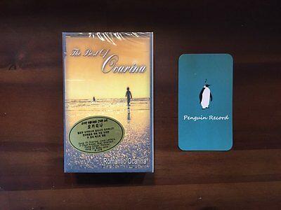 The Best Of Ocarina - Romantic Ocarina CASSETTE TAPE KOREA EDITION SEALED
