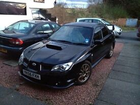 Great condition Subaru WRX for sale, reliable and fun car to drive