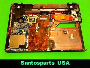 TOSHIBA M305D S4830 HALF BOTTOM Motherboard 31BU2MB0050 A000023270 w/ CPU + WIFI