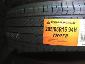 205/65R15 Brand New! Mobile Tyre Service, We Come To You! Brisbane City Brisbane North West Preview
