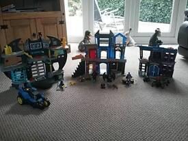 Imaginex Batman toys