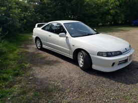 Honda INTEGRA DC2 Type R Imported 2015 Only 1 UK owner. All Imports paperworks present