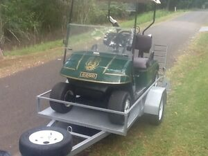 Golf cart or buggy & Trailer Tamborine Ipswich South Preview