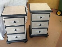 Pair of bedside tables East Kurrajong Hawkesbury Area Preview