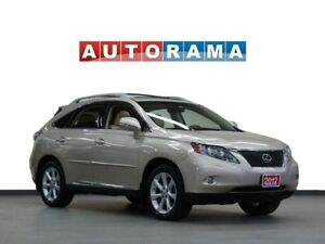 2012 Lexus RX 350 NAVIGATION LEATHER SUNROOF 4WD BACKUP CAMERA