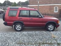LANDROVER DISCOVERY TD5 GS , 11 MONTHS MOT, EXCELLENT CONDITION, DRIVES BRILLIANT.