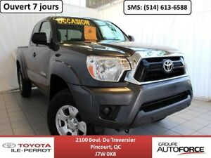 2015 Toyota Tacoma *LIQUIDATION*SR5,ACCESSCAB, CAM RECUL, A/C, B