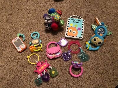 EUC Infant/Baby Toy Lot