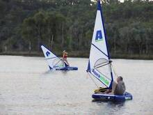 Inflatable paddle/sail boats Ringwood Maroondah Area Preview