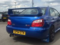 Suabru impreza widetrack