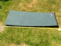 Camping mat Thermarest original camping mat 3/4 length self inflating