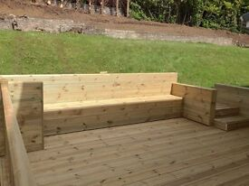 QUALITY FENCING DECKING WOODEN GATES AND SHED