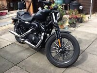 Stunning example immaculate condition Harley warranty tax n mot may 2017 full service history