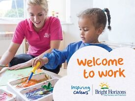 Nursery Lead Practitioner - Aberdeen