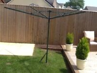 Rotary Clothes / Washing Line