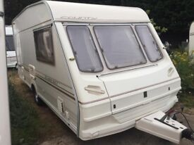 Abbey county 97 year 4 berth good condition for age