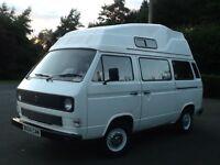 Vw camper T25 Volkswagen