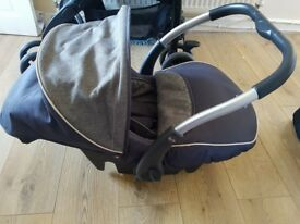 Silver Cross Ventura Plus Car Seat - Group 0+ Birth to 13kgs **Excellent Condition**