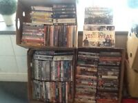 174 DVDs