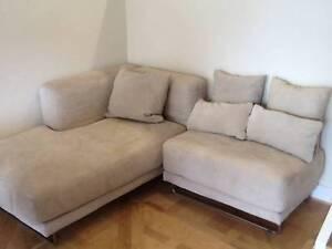 Small modular Ikea sofa Lavender Bay North Sydney Area Preview
