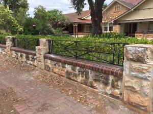 Solid iron fence gates and fence inserts Westbourne Park Mitcham Area Preview