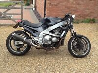 Zzr 600 rat/cut down bike Long mot good runner