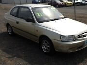 2002 Hyundai Accent Invermay Launceston Area Preview