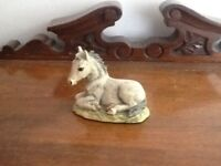 Vintage Figurine - FF7 Foal by Border Fine Arts from The Chiltern Collection