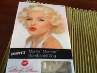 Smiths Marilyn Monroe wig