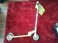 Despicable Me childrens scooter