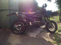 Lexmoto adrenaline 125cc 65 plate mot'ed