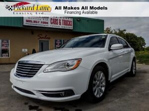 2014 Chrysler 200 Touring POWER SEATS!! HEATED SEATS!! AS IS