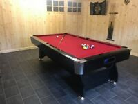 8 Foot American Pool/Billiards Table. Bran new, unwanted present.