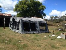 Camping trailer, removable tent top Ebor Guyra Area Preview